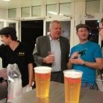 Professoren-Ausschank biz-Fest
